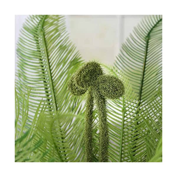 Factory-Direct-Craft-Decorative-Artificial-Fern-and-Fiddlehead-Bush-for-Decorating-Creating-and-Embellishing
