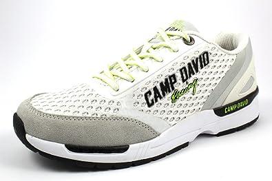 Sneaker Camp Schnürschuh Schnürer Schuhe 8680 Halbschuh David Herren Y7Iym6gfbv
