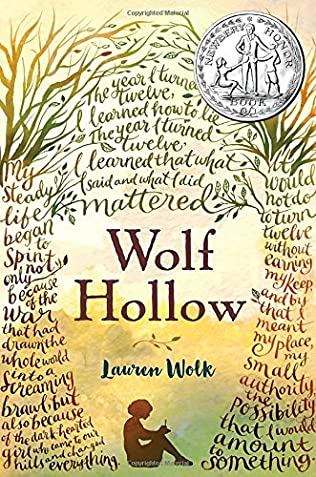 book cover of Wolf Hollow
