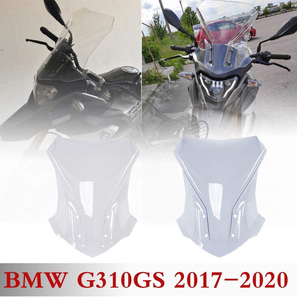 Plastik Windschild Verkleidung Windabweiser für BMW R1200GS R 1200 GS Smoke