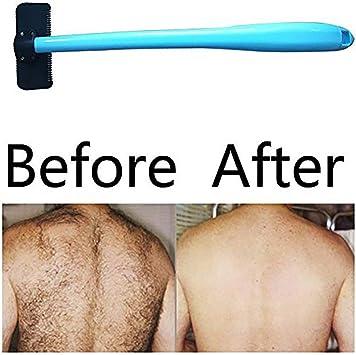 Máquina de afeitar del cuerpo para los hombres,Afeitado manual de ...