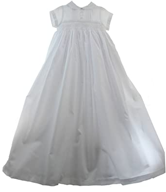 7a2faa4d4 Amazon.com: Sarah Louise Christening Gown for Boy | Heirloom Baptism ...