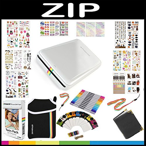 Polaroid Printer Colorful Sticker Accessories
