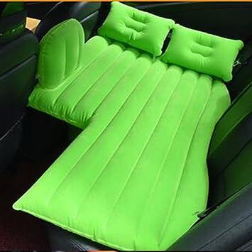 Viajes en coche Material inflable Cojín de la cama de aire ...