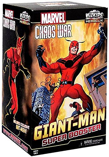 - Giant Man Super Booster LE Convention Exclusive