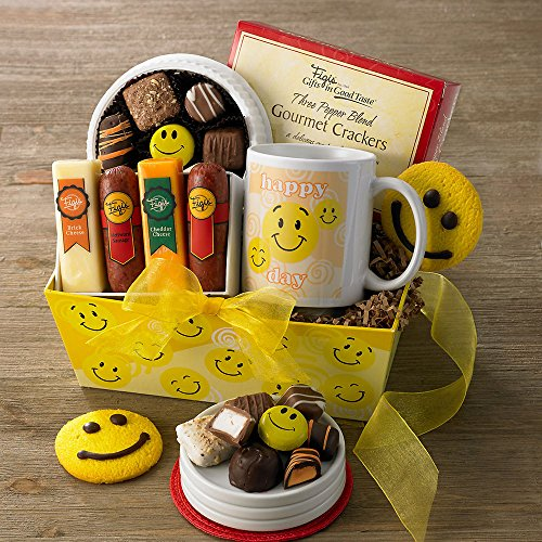 Smiles Gift Basket (Figis Gift Baskets)