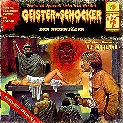 Der Hexenjäger (Geister-Schocker 4)
