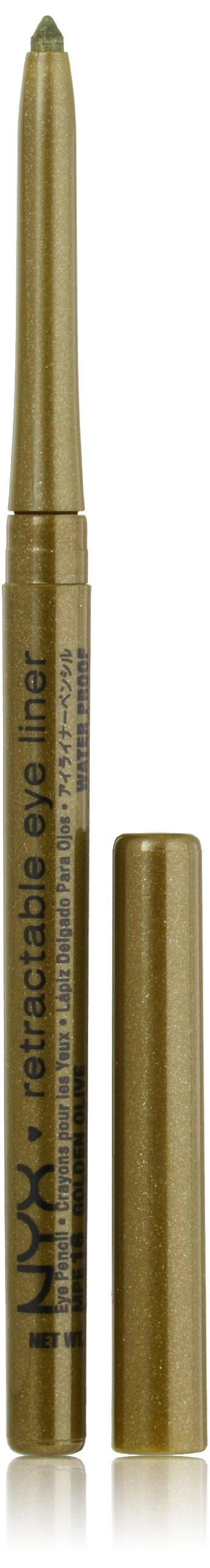 NYX Mechanical Eye Pencil, Golden Olive