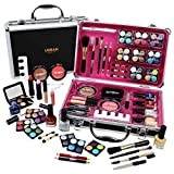 Professional Vanity Case Cosmetic Make Up Urban Beauty Box Travel Carry Gift Set by Urban Beauty