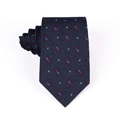 Corbatas para hombre Lazo de poliéster animal tipo de flor de la ...