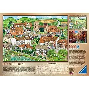 Ravensburger Rurale Retreat Puzzle Da Pezzi