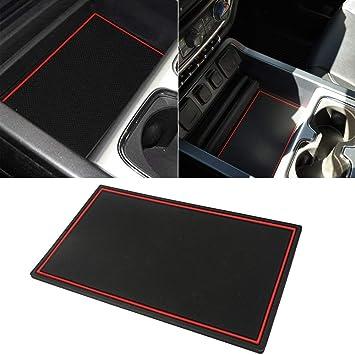 Console Cover Secret Compartment 2014 2015 2016 2017 2018 for Chevy Silverado