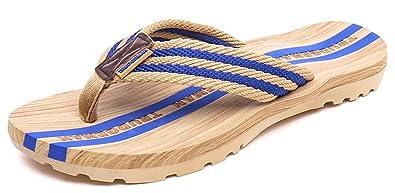 Phoenixes Flip Flops, Damen Pantoffeln Pantoletten Herren Hausschuhe Sommer Schuhe Anti-Rutsch Zehentrenner (39 EU, Damen Pink)