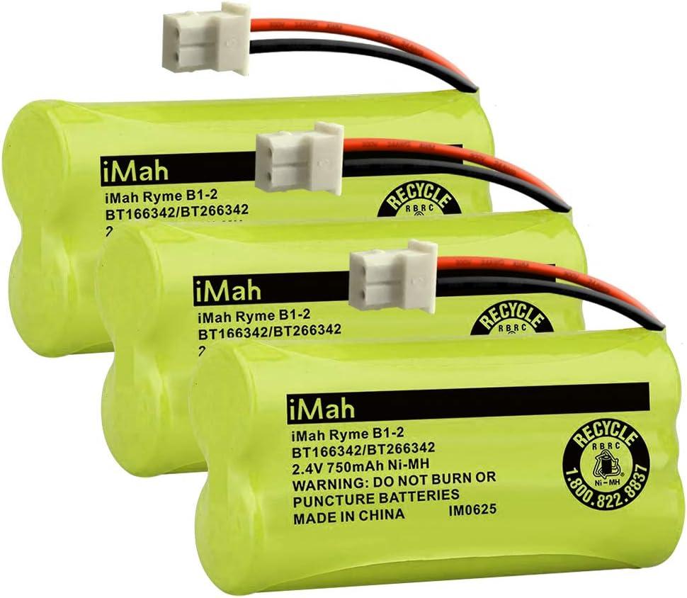 Baterias para Vtech BT166342 BT266342 BT183342 BT283342