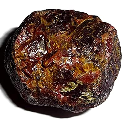 Sublime Gifts - 1pc Natural Red Garnet - A Grade Choice Pick Raw Rough / Crystal Healing Gemstone Stone: Toys & Games