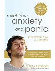 Relief from Anxiety and Panic: by changing how you breathe