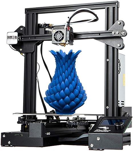 Creality 3D Ender 3S Impresora 3D con Función De Reanudación De ...