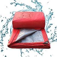 BAOFI Lonas Impermeables Exterior Toldo De 11 Milipulgadas/Tejido del Automóvil Lonas De Protección/Reversible…