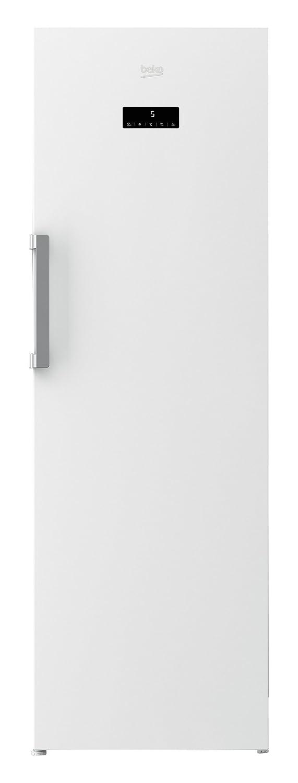 Beko RFNE312E33W Autonome Droit 275L A++ Blanc congélateur - Congélateurs (Droit, 275 L, 20 kg/24h, 42 dB, A++, Blanc)
