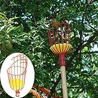 Bargain World Frutas jardinería recogiendo herramienta manual