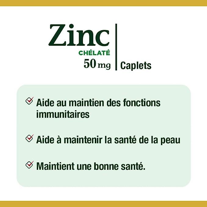 Zink Orotat 50mg 365 Kapseln High-Bioavailability Immune Gesundheit