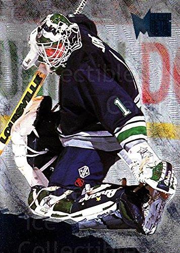 (CI) Sean Burke Hockey Card 1995-96 Metal (base) 63 Sean Burke