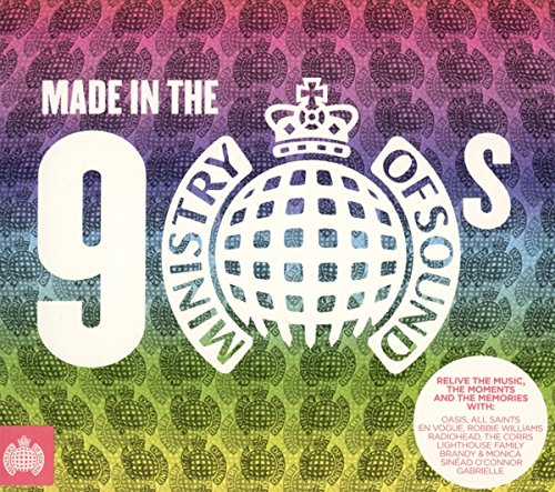 VA-Ministry Of Sound Made In The 90s-3CD-FLAC-2015-NBFLAC Download