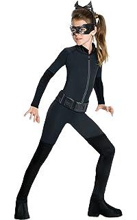 Rubies - Disfraz oficial de Catwoman, para niños, Medium: Amazon ...