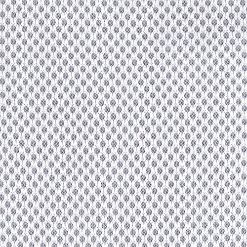 Spacer Mesh White Fabric By The Yard (White Spacer)