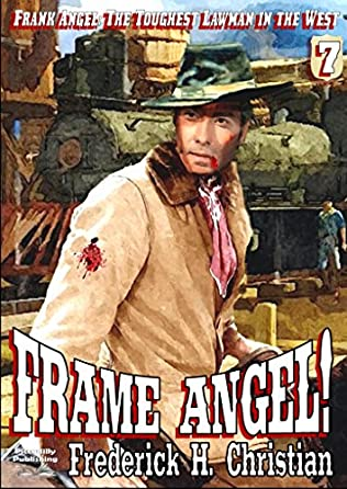 book cover of Frame Angel