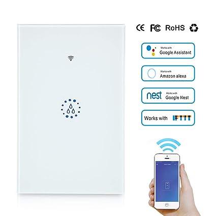 Amazon.com: Interruptor de calentador de agua WiFi ...