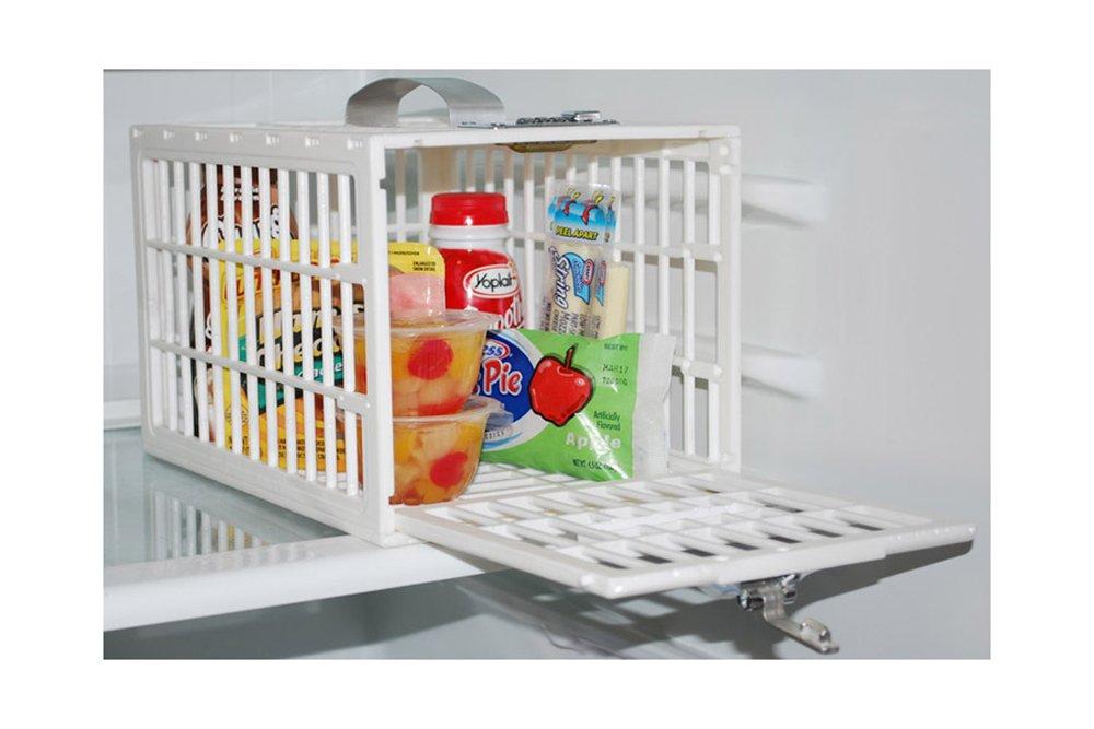 Kleiner Kühlschrank Schweiz : Kühlschrankbox kühlschrankschloss fridge locker kühlschrank tresor