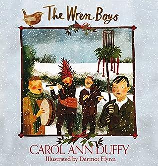 book cover of The Wren-Boys