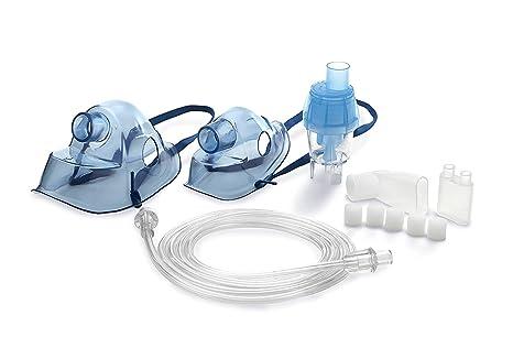 Accesorios para Omnibus BR-CN116 Nuevo inhalador Aparato para inhalación de medicamentos líquidos con compresor