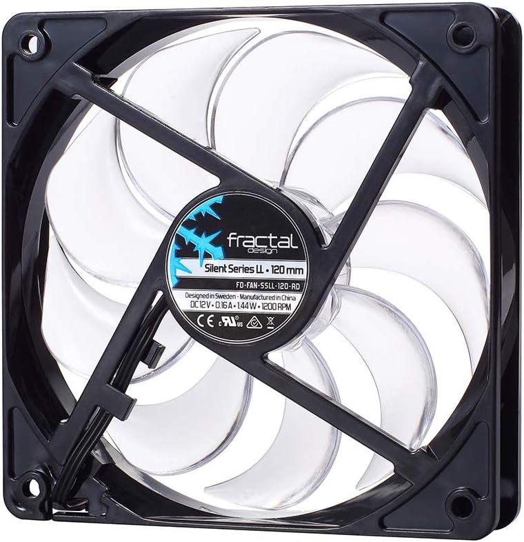 Fractal Design FD-FAN-SSLL-120-RD Cooling Case Fan