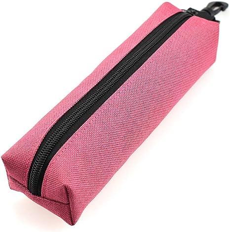 Bolsa de almacenamiento de hilo para tejer, organizador de bolsa de hilo con divisor interior para agujas de ganchillo, agujas de tejer y accesorios, ligero, resistente al agua, gran capacidad: Amazon.es: Juguetes