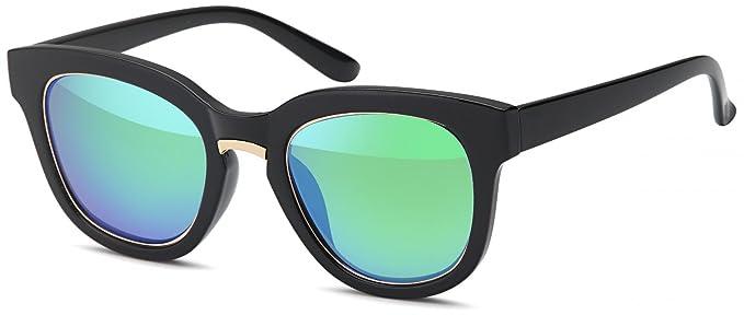styleBREAKER gafas de sol «nerd» con una gruesa montura de ...