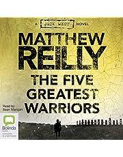 Five Greatest Warriors: Jack West Jr, Book 3
