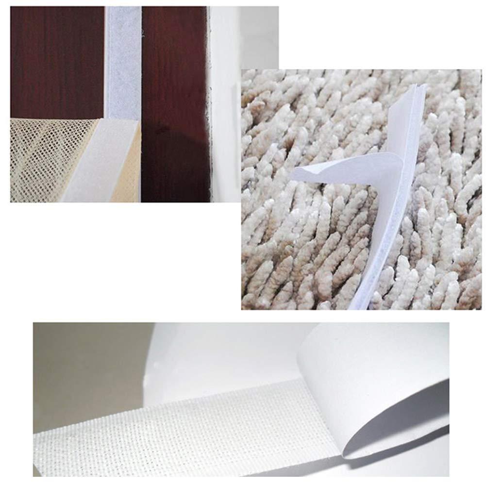 Cinta adhesiva con gancho y lazo, 12 unidades, cinta adhesiva autoadhesiva, cinta adhesiva de gancho resistente, reutilizable, doble cara: Amazon.es: ...