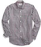 #9: Goodthreads Men's Standard-Fit Long-Sleeve Checked Shirt