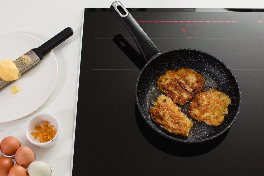 20 cm y 28 cm Elo 61232 frito juego de sartenes gran/íticas Evolution 2 teilig