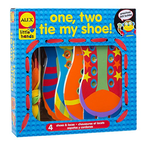 Shoes Stockings (ALEX Toys Little Hands One Two Tie My)