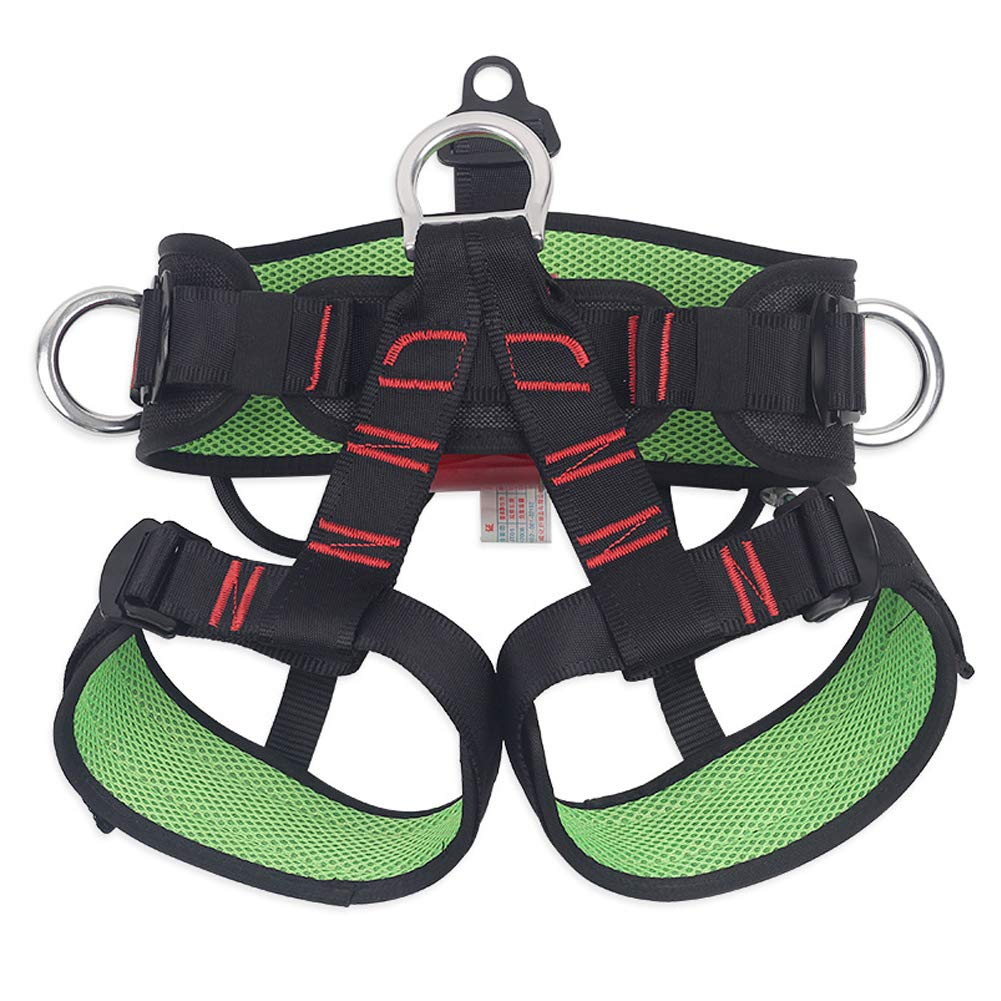 Downhill Climbing Cavern Lower Body Belt Belt Waist Leggings Aerial Work Half-Length seat Belt by HENRYY (Image #1)