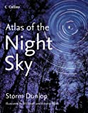 img - for Collins Atlas of the Night Sky book / textbook / text book