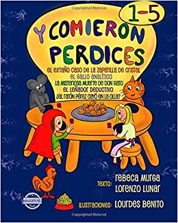 Y comieron perdices (1-5) (Spanish Edition): Rebeca Murga, Lorenzo Lunar, Eriginal Books, Lourdes Benito: 9781613700532: Amazon.com: Books