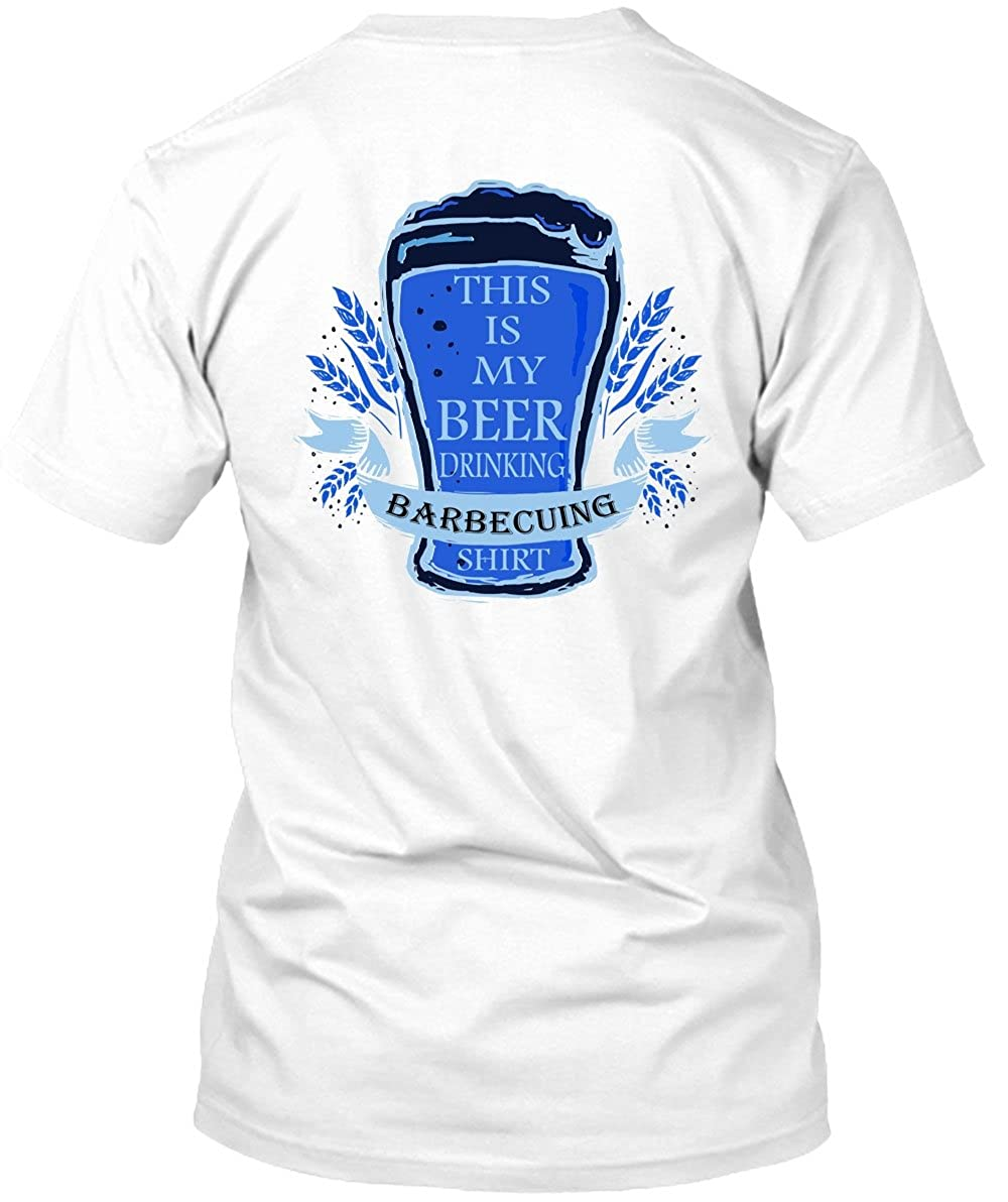 This Is My Beer Drinking Barbecuing T Shirt, My Job T Shirt