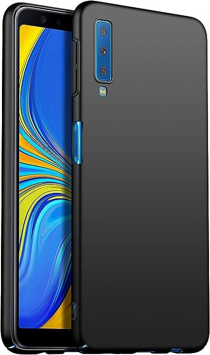 RFly Funda para Samsung Galaxy A7 2018, Elegante Carcasa Dura ...