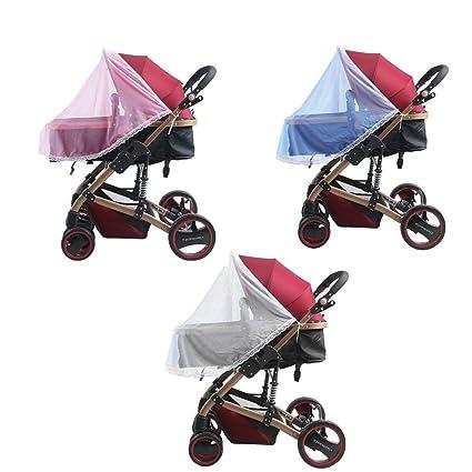 Red mosquitera para cochecitos de bebé, portabebés, asiento ...