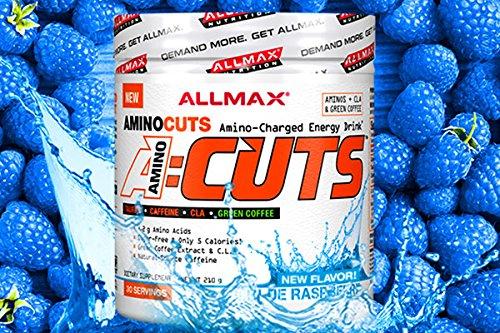 Allmax Nutrition A:CUTS Blue Raspberry