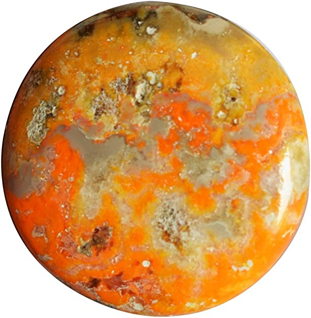 46 Carat Natural Bumble Bee Jasper Pair Oval Cabochon Calibrated Wholesale Price AG-6813 Eclipse Suppliers Matched Earring Pair Stone